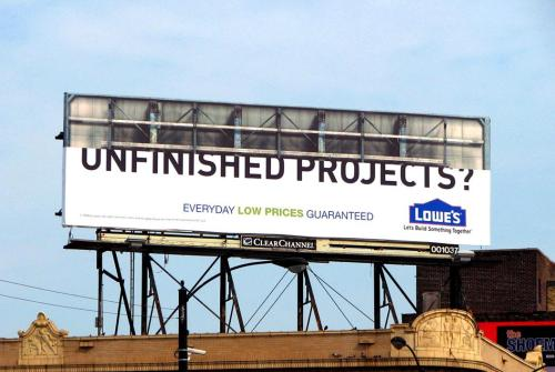 unfinishedprojects